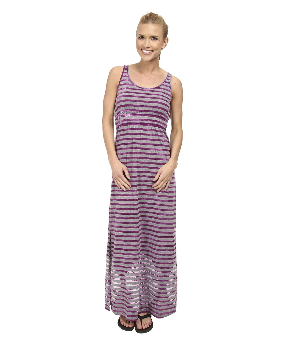 Prana Adrienne Dress (Fuchsia) Women