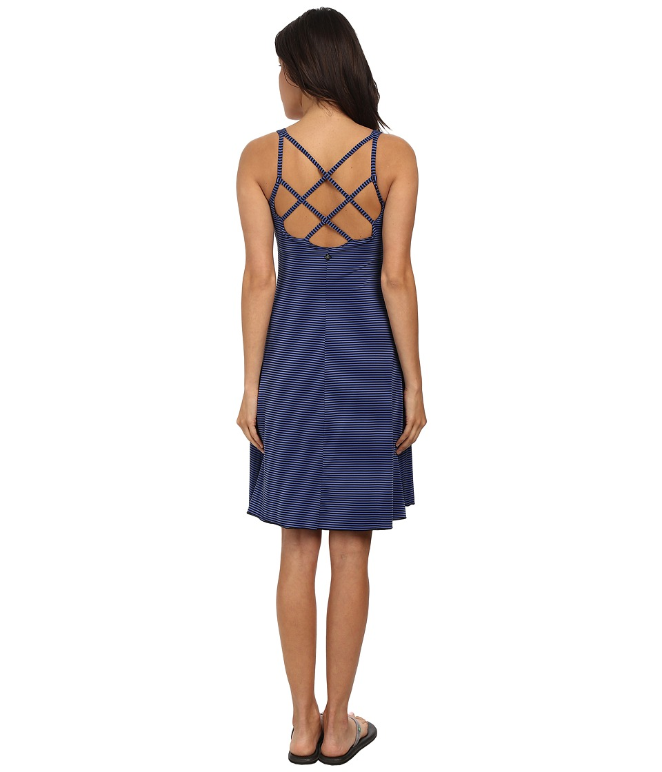 Prana - Rebecca Dress (Blue Jay) Women