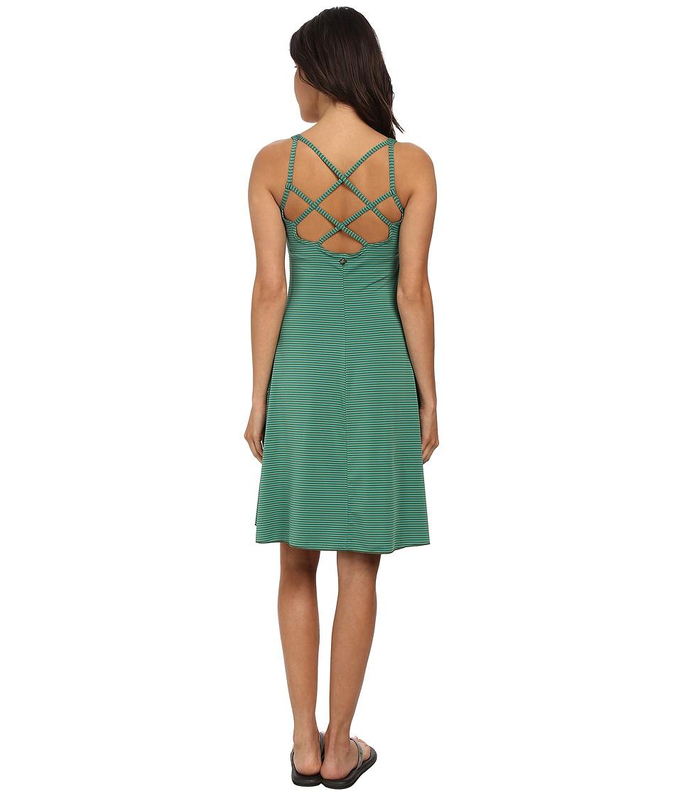 Prana - Rebecca Dress (Dynasty Green) Women