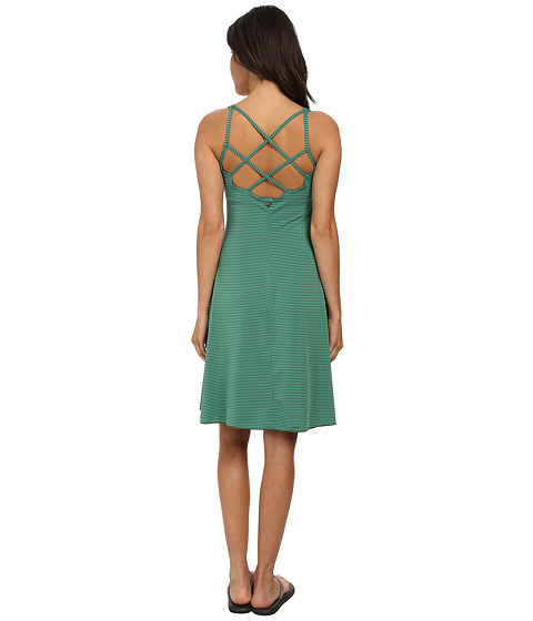 Prana - Rebecca Dress (Dynasty Green) Women's Dress