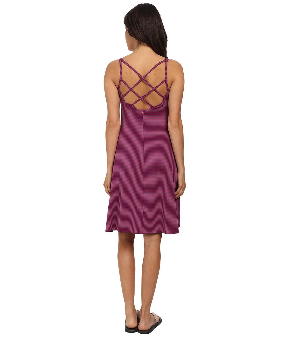 Prana - Rebecca Dress (Vivid Viola) Women's Dress