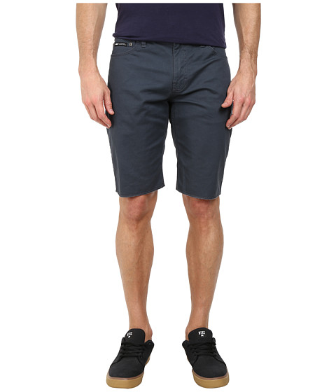 Nike SB - SB Fremont Stretch Five-Pocket Short (Classic Charcoal) Men