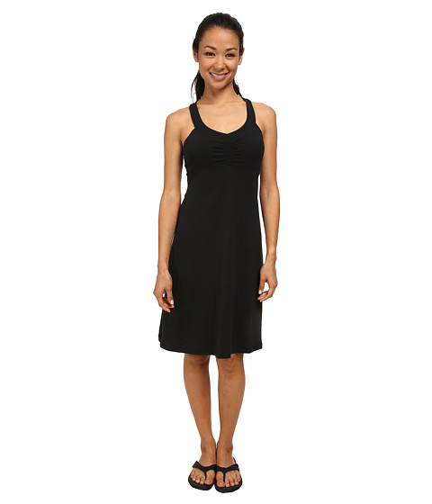 Prana - Shauna Dress (Black) Women's Dress