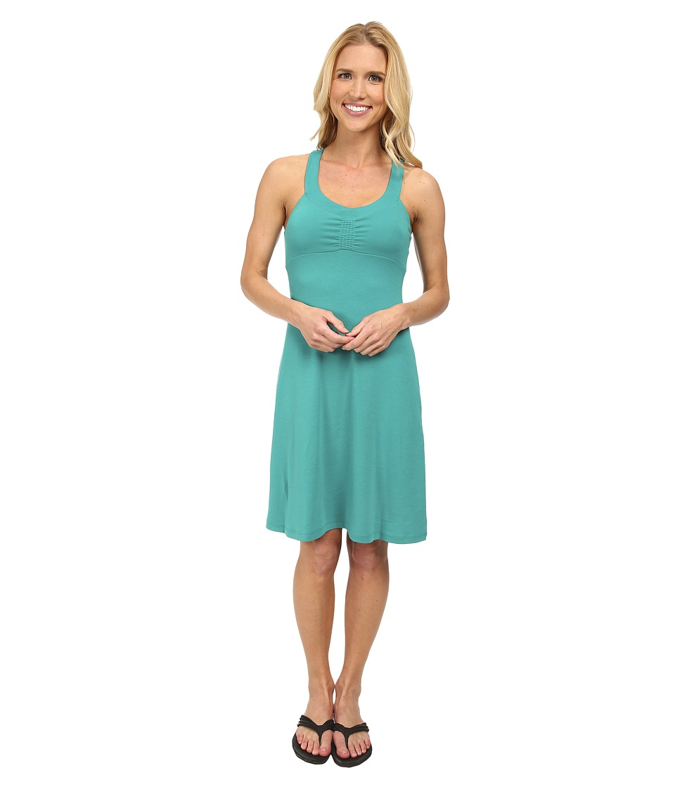 Prana - Shauna Dress (Sea Green) Women's Dress