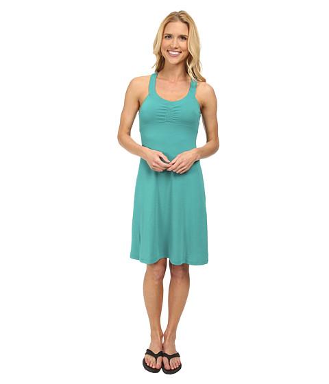 Prana - Shauna Dress (Sea Green) Women