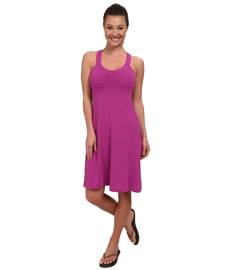 Prana - Shauna Dress (Vivid Viola) Women's Dress