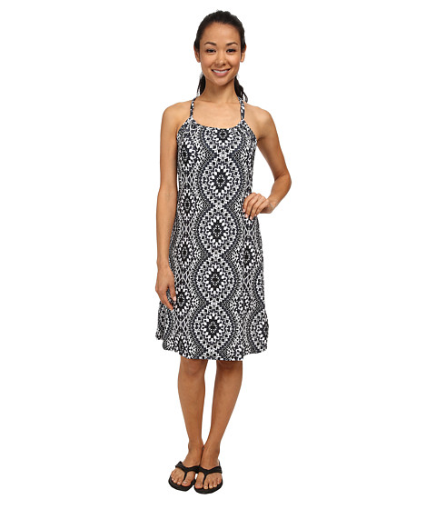 Prana - Quinn Dress (Black Gardenia) Women's Dress