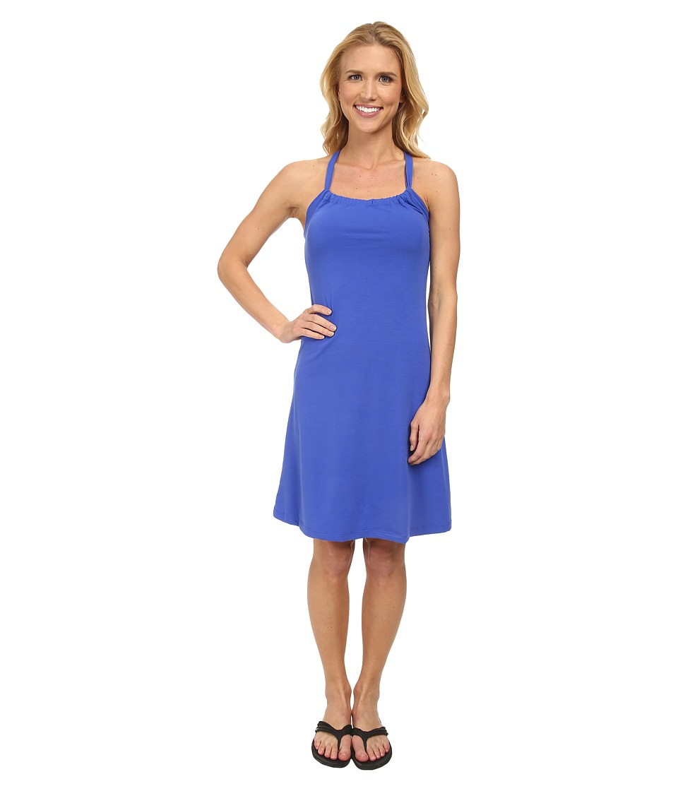 Prana - Quinn Dress (Blue Jay) Women's Dress