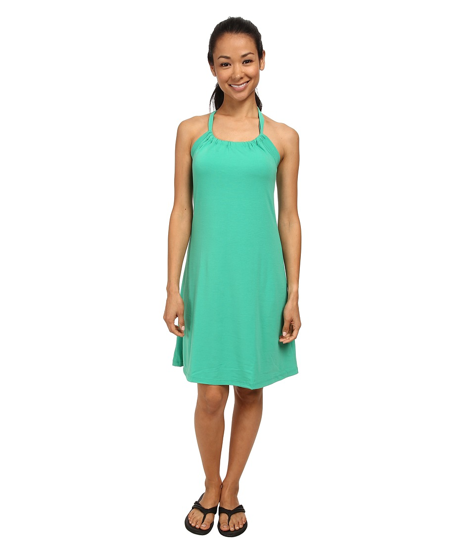 Prana - Quinn Dress (Cool Green) Women's Dress