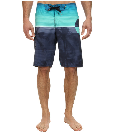 Reef - Distant Dream Boardshort (Blue) Men's Swimwear