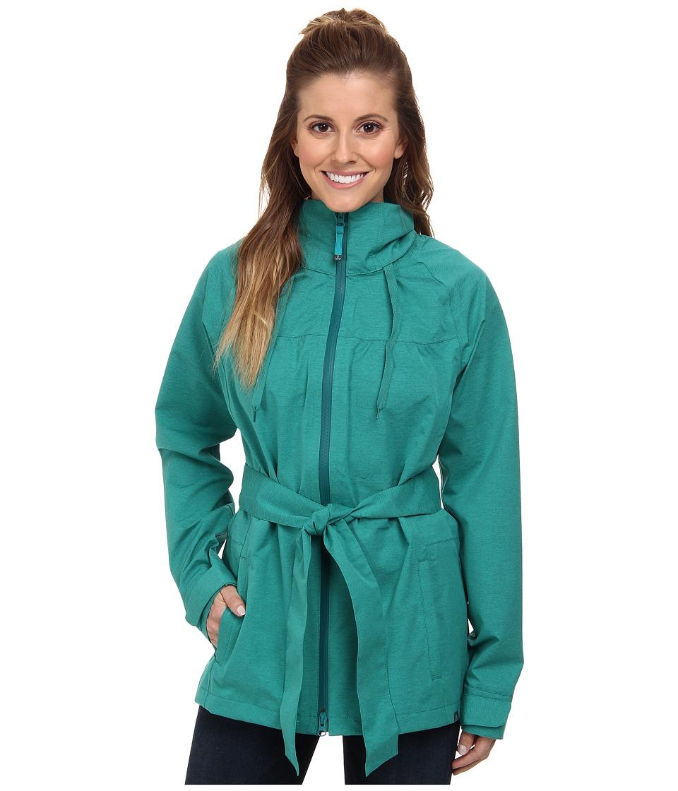 Prana - Eliza Jacket (Dynasty Green) Women's Coat