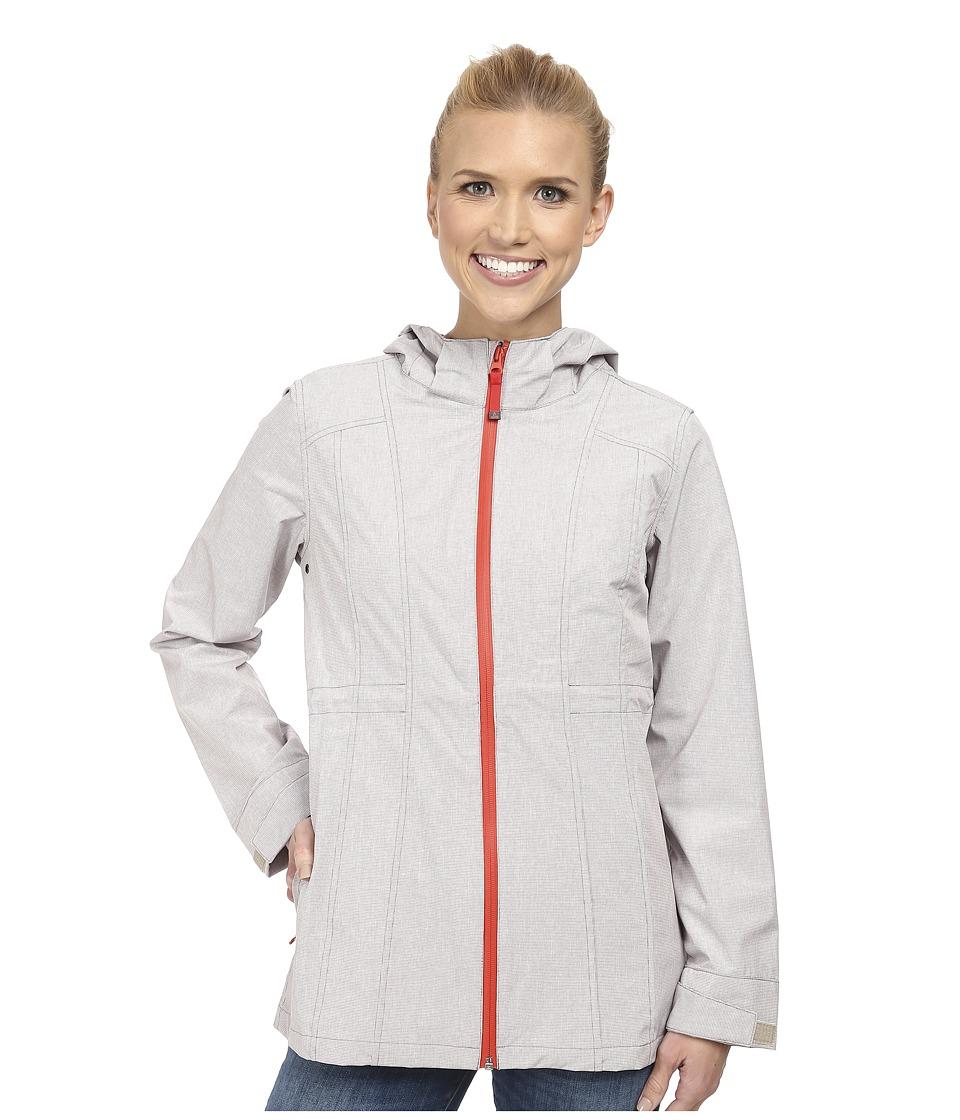 Prana - Nova Jacket (Dark Khaki) Women's Jacket
