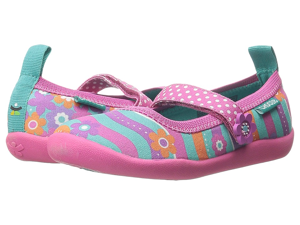 CHOOZE - Jump (Toddler/Little Kid) (Enchant) Girl's Shoes