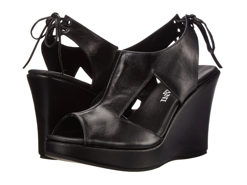 Cordani - Wilder (Black Leather) Women