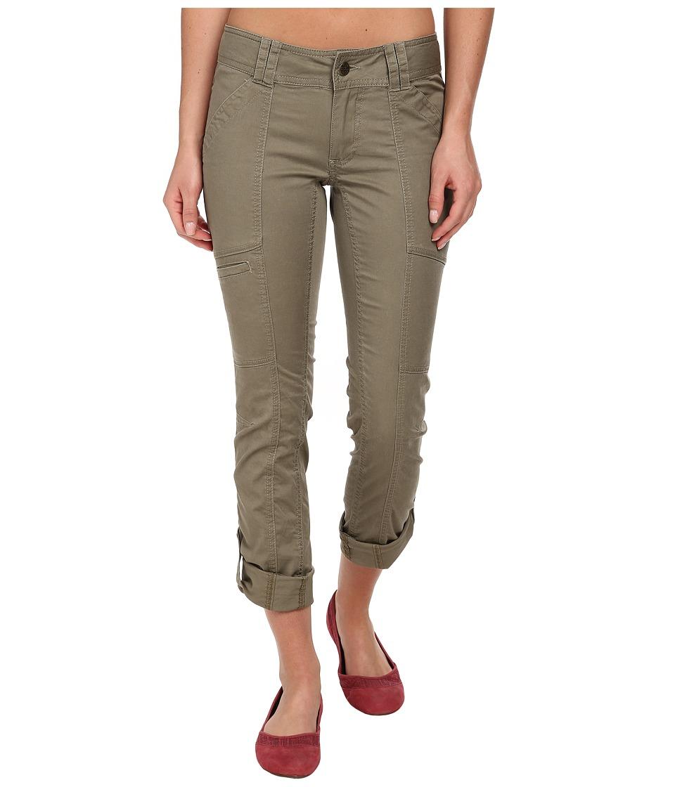 Royal Robbins - Ranger Twill Pant (Safari) Women's Casual Pants