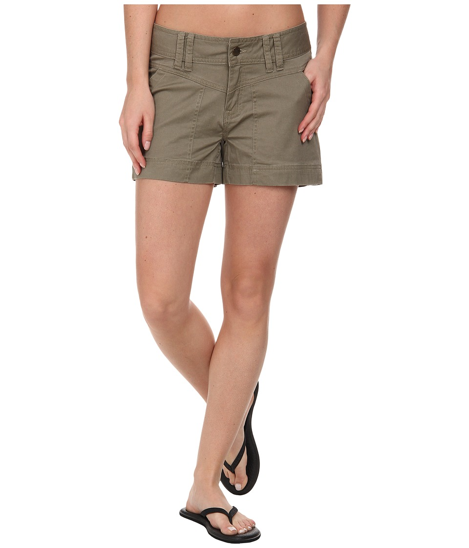 Royal Robbins - Ranger Twill Short (Safari) Women's Shorts