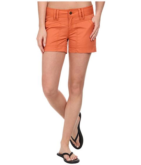 Royal Robbins - Ranger Twill Short (Persimmon) Women's Shorts