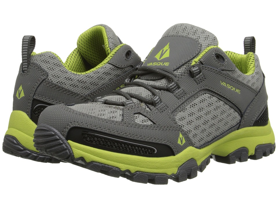 Vasque Inhaler Low (Gargoyle/Green Glow) Women