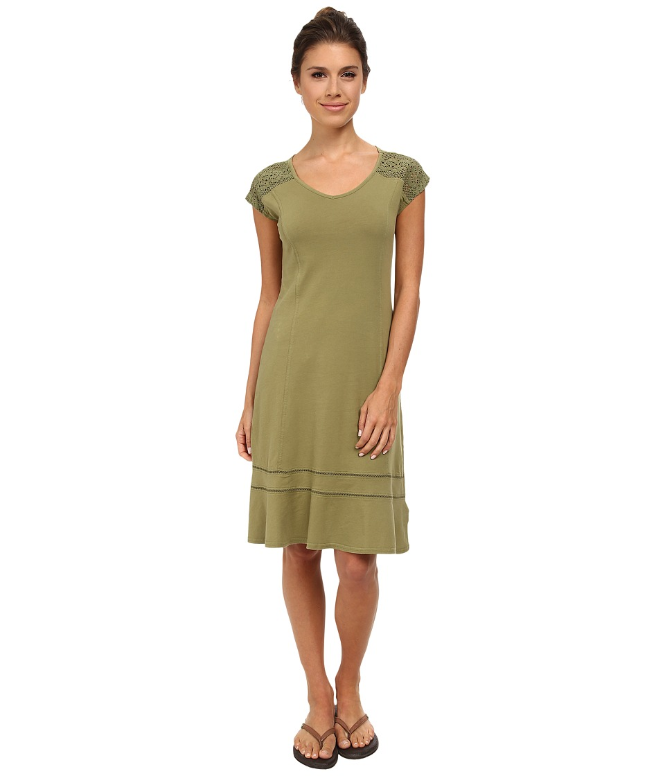 Royal Robbins - Sookie Dress (Eucalyptus) Women
