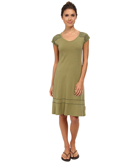 Royal Robbins - Sookie Dress (Eucalyptus) Women's Dress