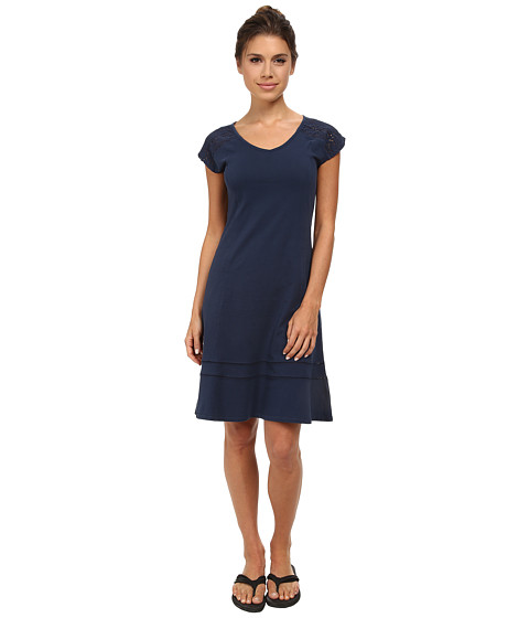 Royal Robbins - Sookie Dress (Deep Blue) Women