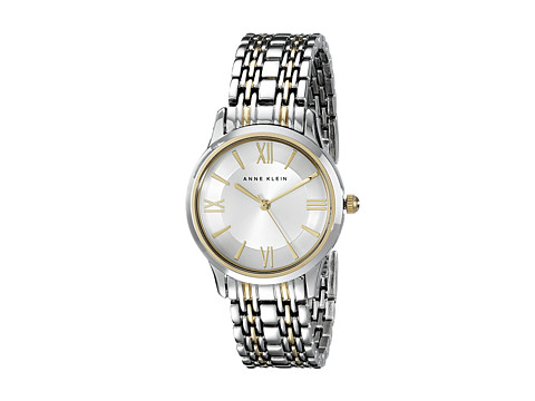 Anne Klein - AK-1805SVTT (Two-Tone) Watches