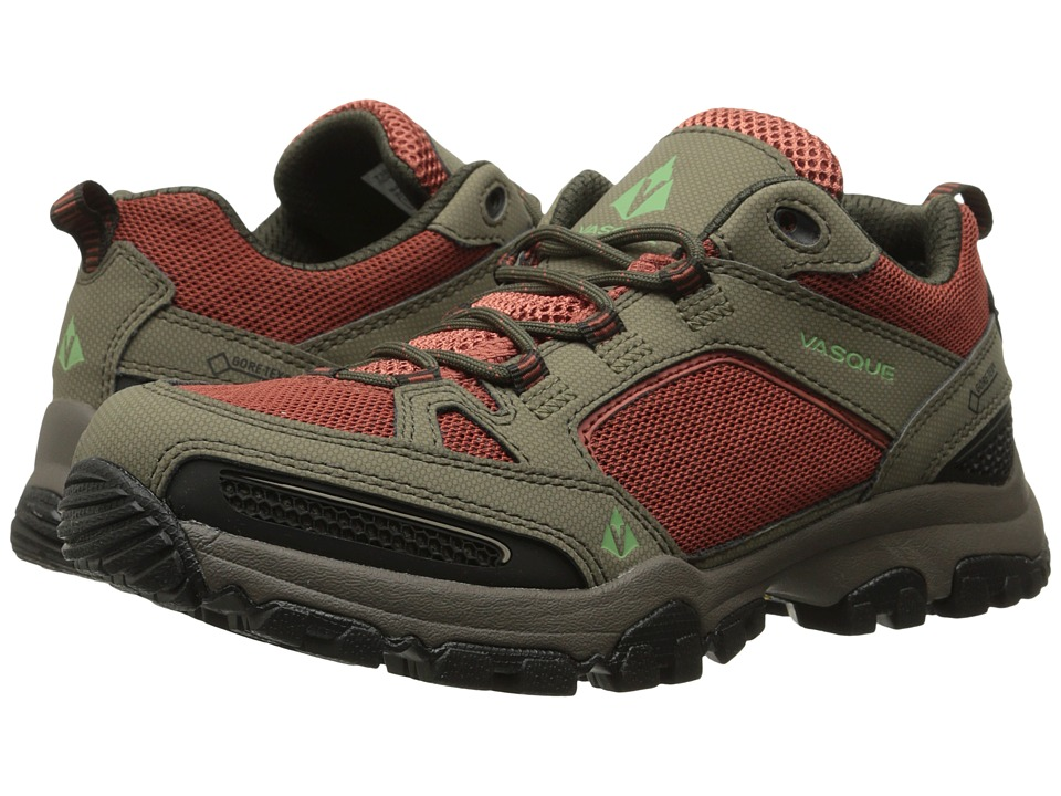 Vasque - Inhaler Low GTX (Bungee/Marsala) Women's Shoes
