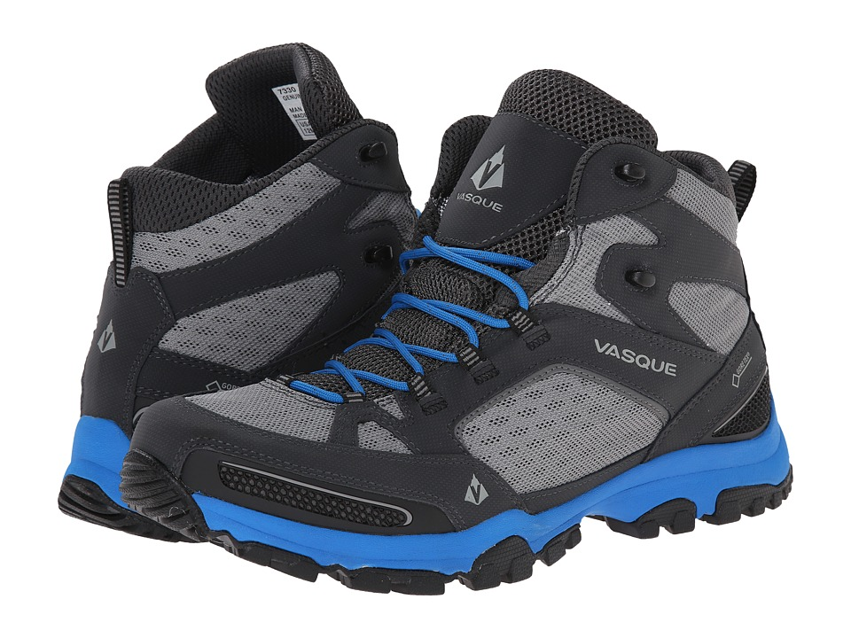 Vasque - Inhaler GTX (Magnet/Brilliant Blue) Men's Hiking Boots