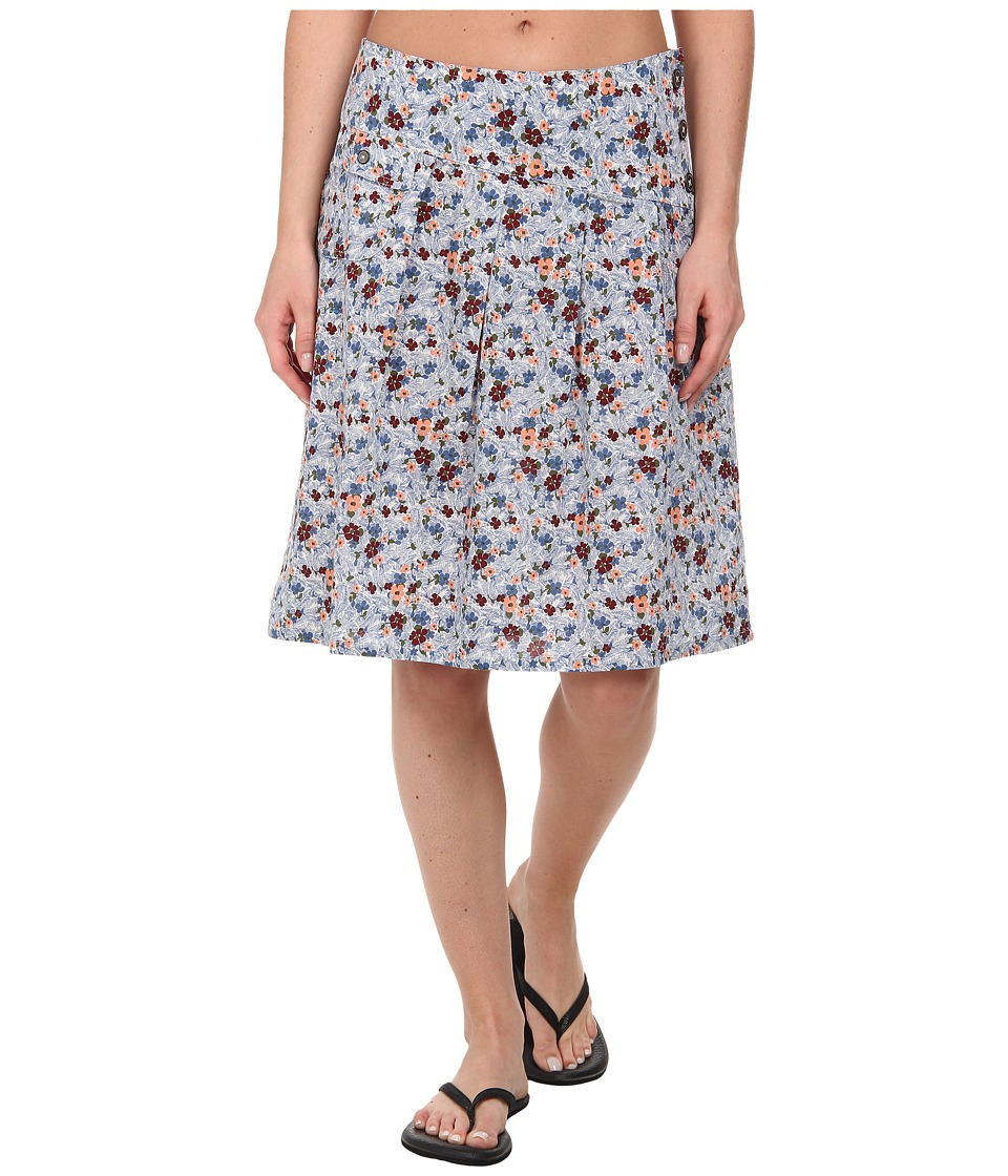 Royal Robbins - Wildflower Eco Skirt (Ink) Women's Skirt