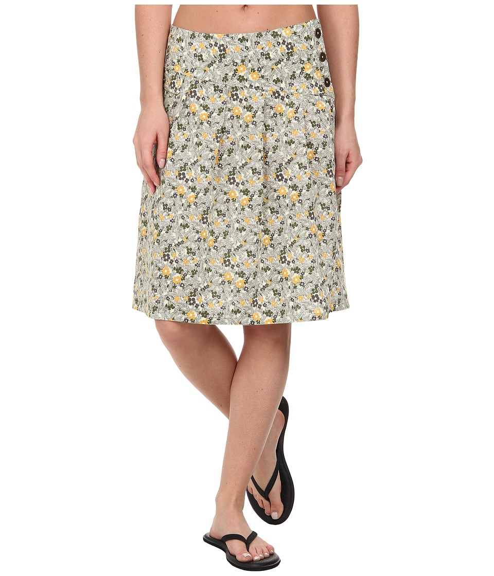 Royal Robbins - Wildflower Eco Skirt (Eucalyptus) Women's Skirt