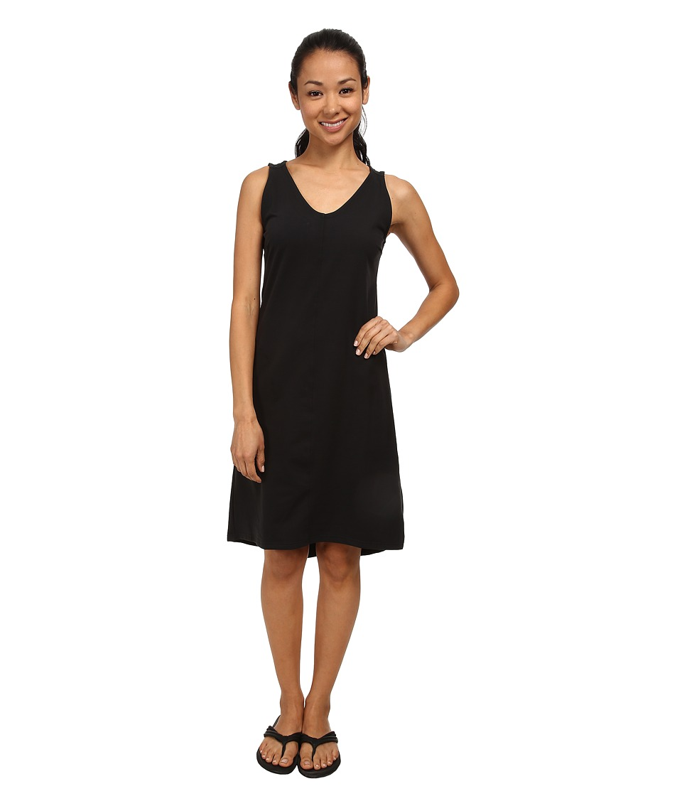 Toad&Co - Corsica Dress (Black) Women's Dress