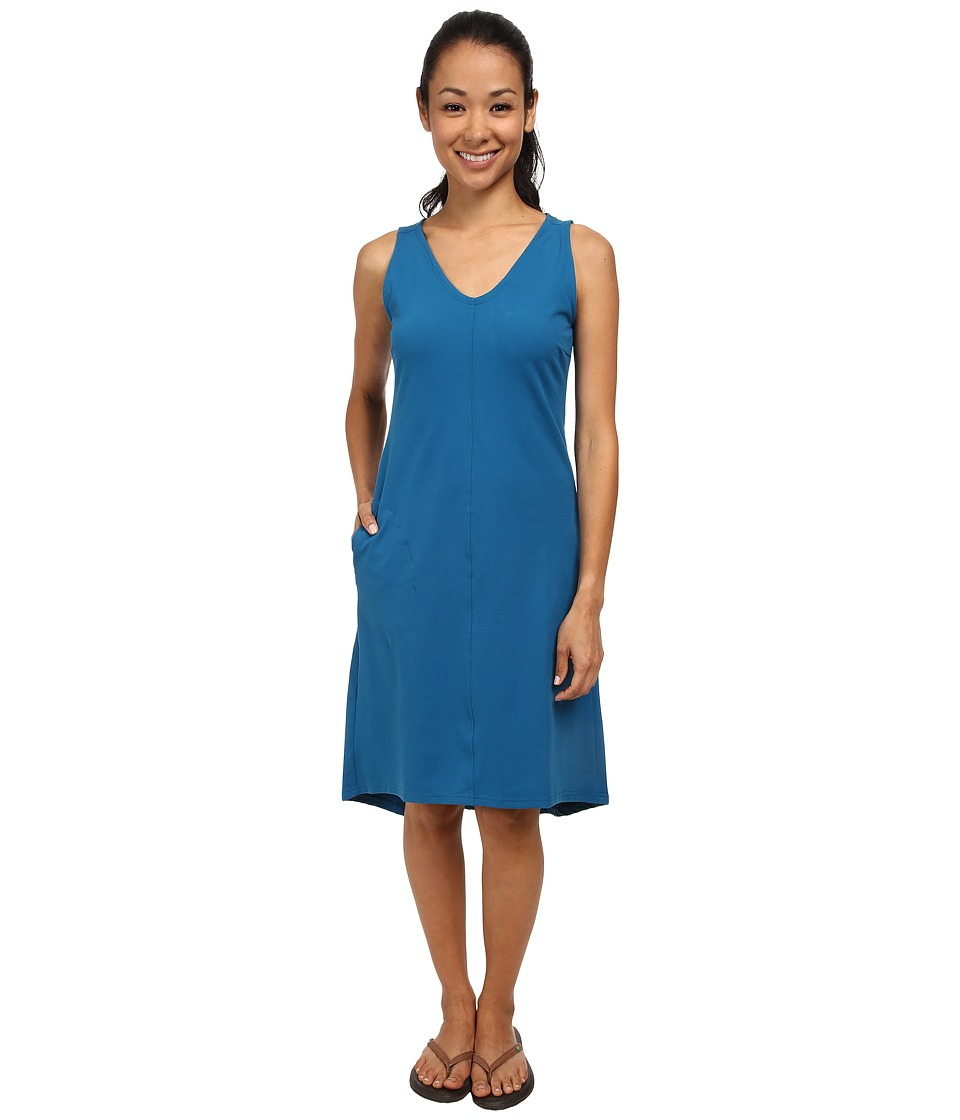 Toad&Co - Corsica Dress (Tuareg) Women's Dress