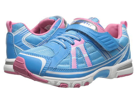 Tsukihoshi Kids - Storm (Toddler/Little Kid) (Sky/Pink) Girls Shoes