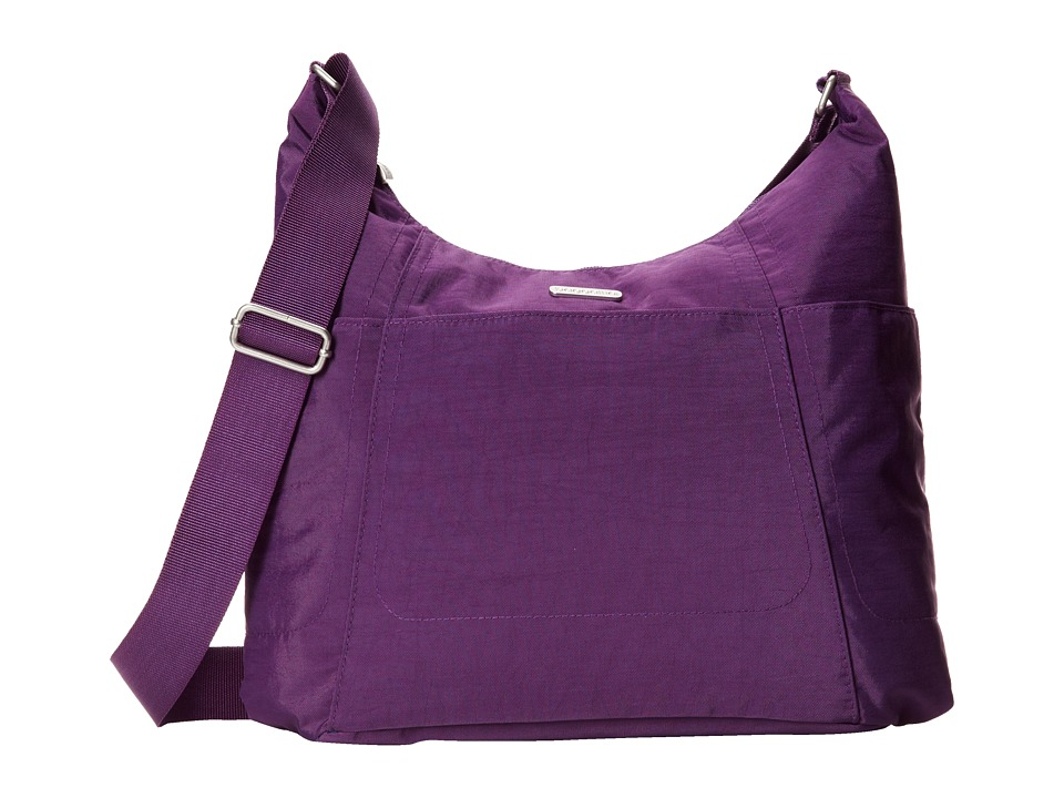 Baggallini - Hobo Tote (Violet) Cross Body Handbags
