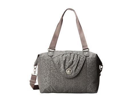 Baggallini - Alberta Tote (Pewter/Cheetah) Tote Handbags