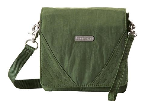 Baggallini - Divide Crossbody (Fern) Cross Body Handbags