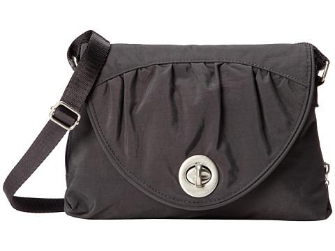 Baggallini - Nassau Crossbody (Charcoal) Cross Body Handbags