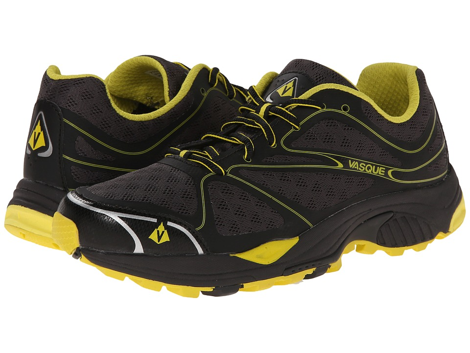 Vasque - Pendulum II (Black/Blazing Yellow) Men's Shoes