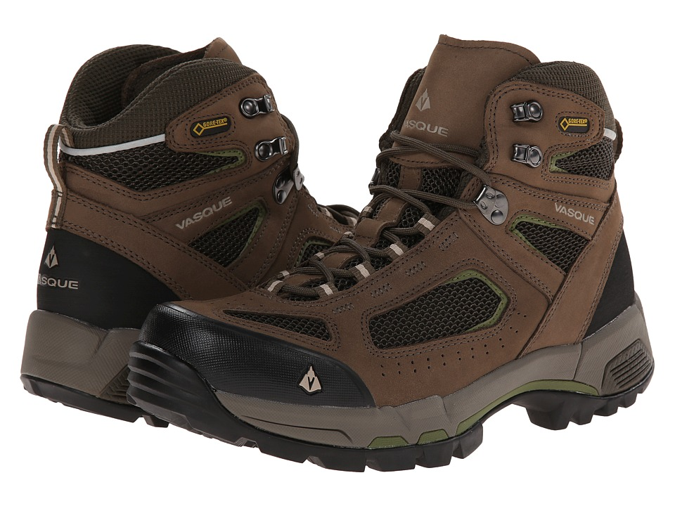 Vasque - Breeze 2.0 GTX (Bungee Cord/Pesto) Men's Hiking Boots