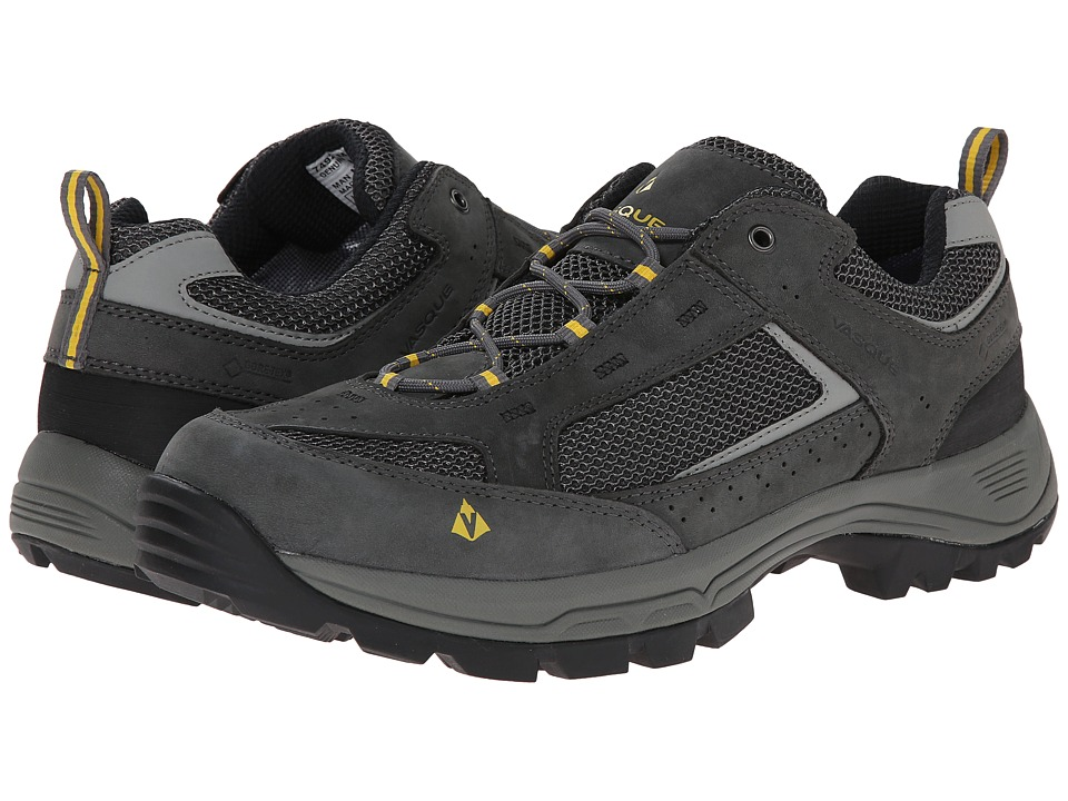 Vasque - Breeze 2.0 Low GTX (Castlerock/Solar Power) Men's Shoes