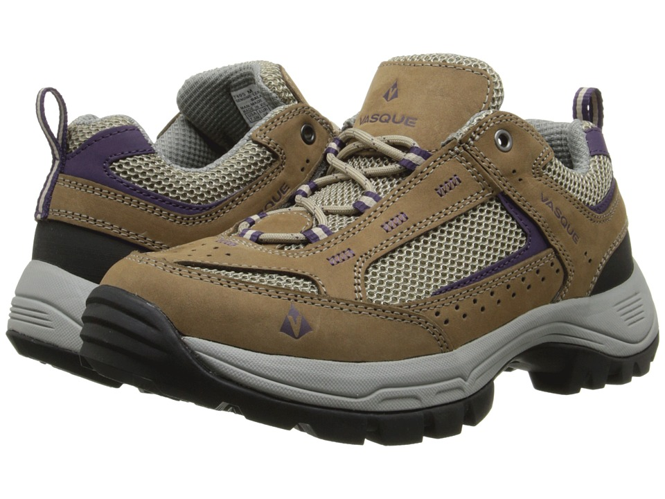 Vasque - Breeze 2.0 Low (Brindle/Purple Plumeria) Women's Shoes