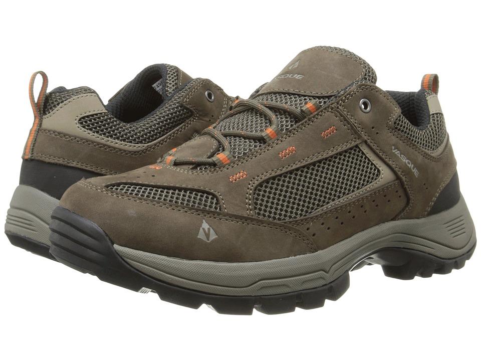 Vasque - Breeze 2.0 Low (Black Olive/Rust) Men's Shoes
