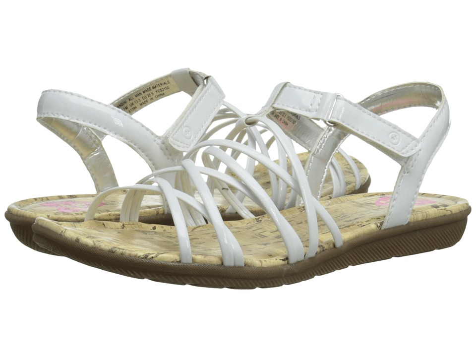 Stride Rite - Nandini (Toddler/Little Kid) (White) Girls Shoes
