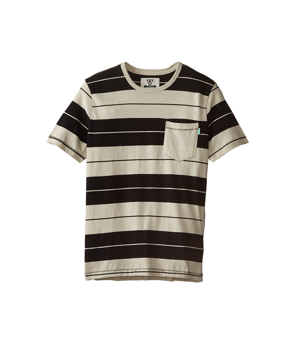 VISSLA Kids - Strynger Crew (Big Kids) (Phantom) Boy's Clothing