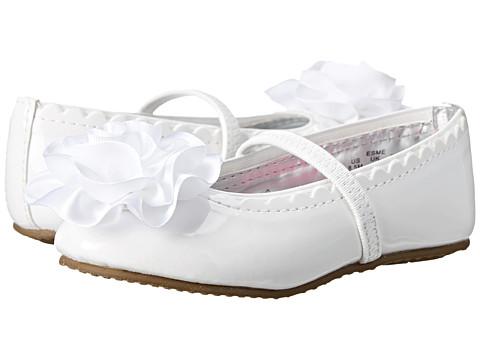 Stride Rite - Esme (Toddler/Little Kid) (White) Girls Shoes