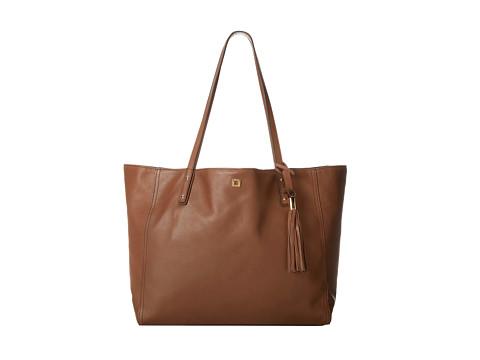 Lodis Accessories - Glendora Jillian Tote (Taupe) Tote Handbags