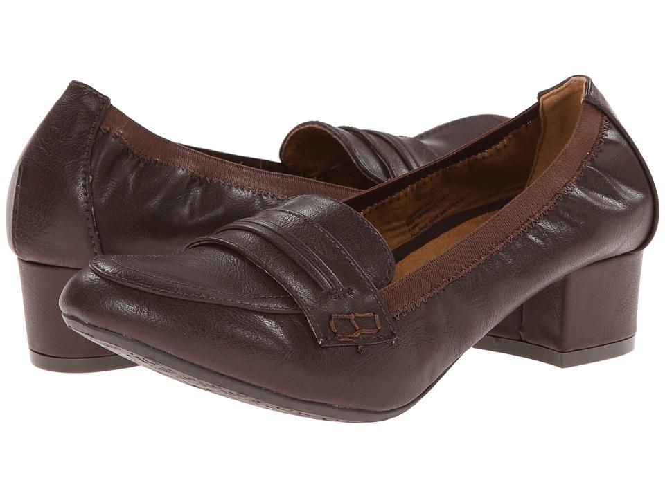 Rialto - Courtney (Espresso) Women's Shoes