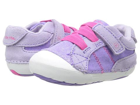 Stride Rite - SRT SM Skyler (Infant/Toddler) (Purple/Pink) Girls Shoes