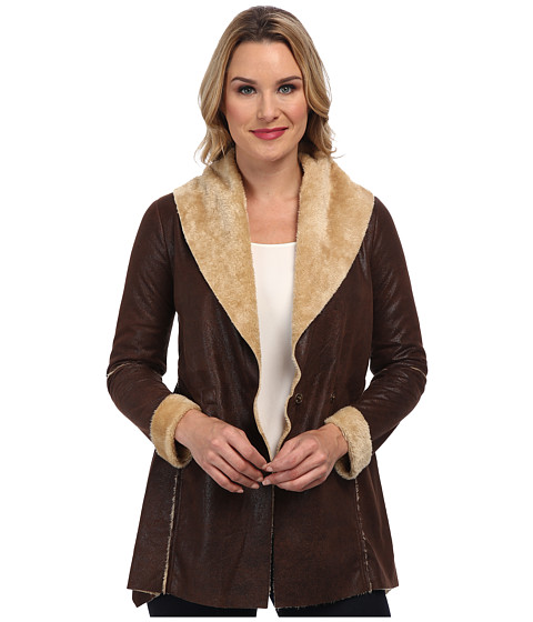 KUT from the Kloth - Bryton Jacket (Brown) Women
