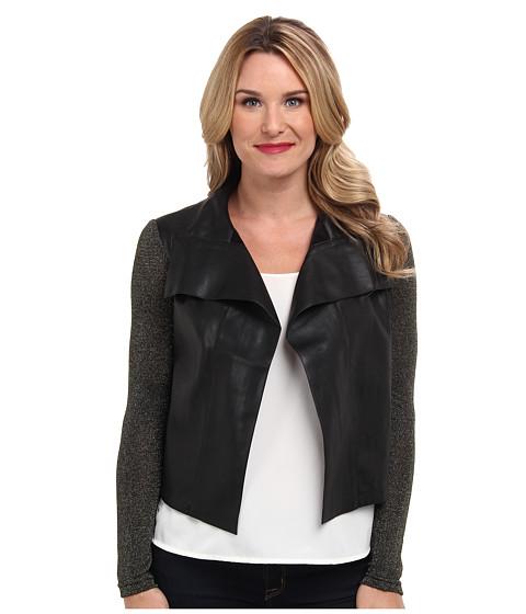 KUT from the Kloth - Keane Jacket (Black) Women's Coat
